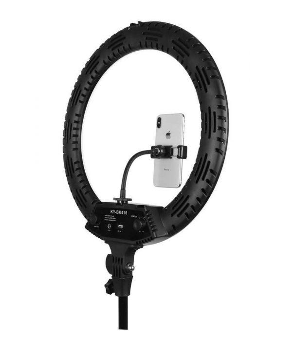 кольцевая лампа любительская 45 см