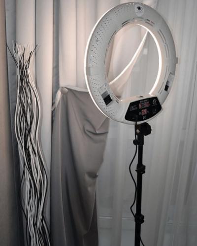 круглый свет фотографов